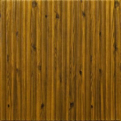 Мягкие 3D панели 700x700x8мм (самоклейка) Дерево Бамбук