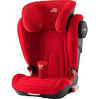 Автокресло BRITAX-ROMER KIDFIX2 S Fire Red
