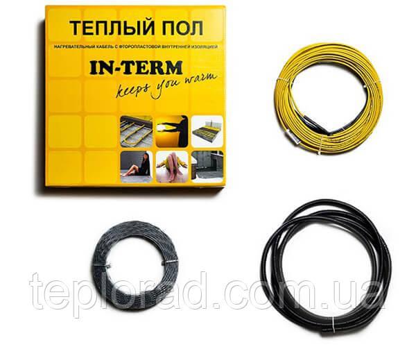 Двожильний нагрівальний кабель In-Therm ADSV 1080 Вт 53 м для укладання в стяжку і плитковий клей