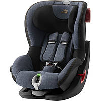 Автокресло BRITAX-ROMER KING II LS BLACK SERIES Blue Marble