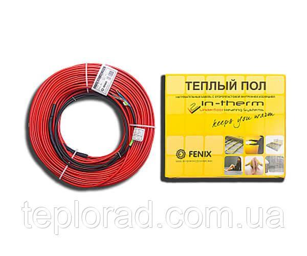 Двожильний нагрівальний кабель In-Therm ECO PDSV 20 550 Вт 27 м для укладання в стяжку і плитковий клей