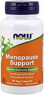 Поддержка при менопаузе Now Foods Menopause Support 90 капсул