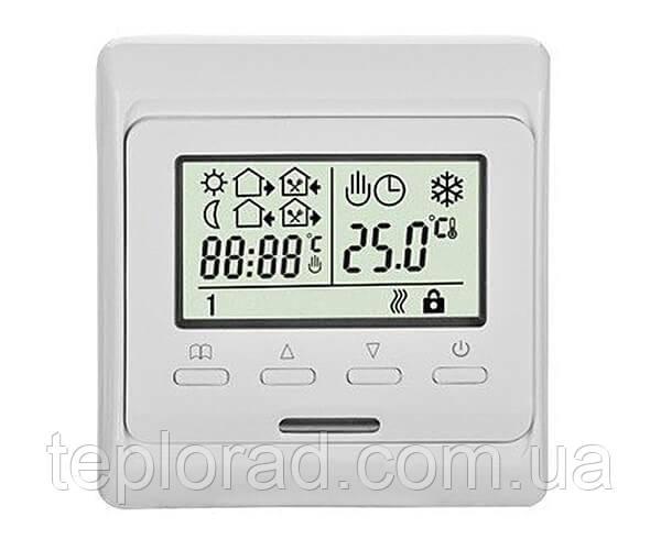 Терморегулятор для теплої підлоги In-Therm E 51