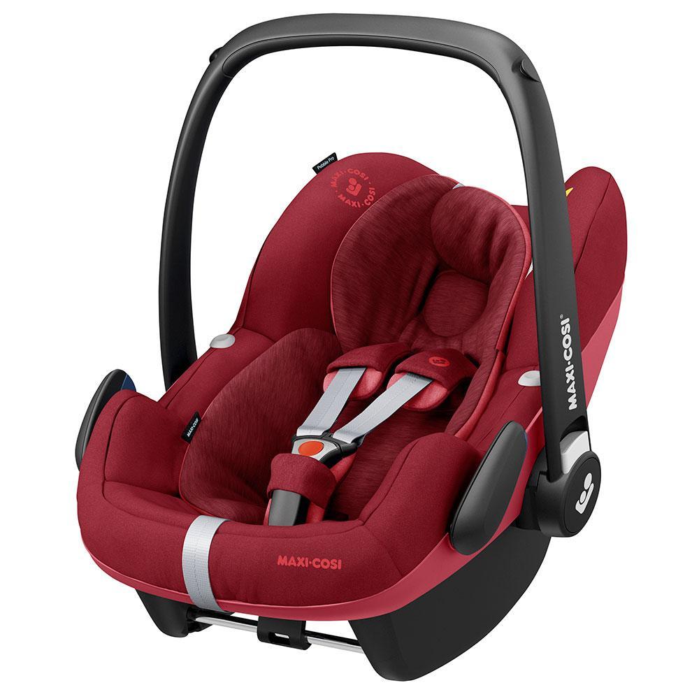 Автокресло MAXI-COSI Pebble PRO i-Size Essential Red