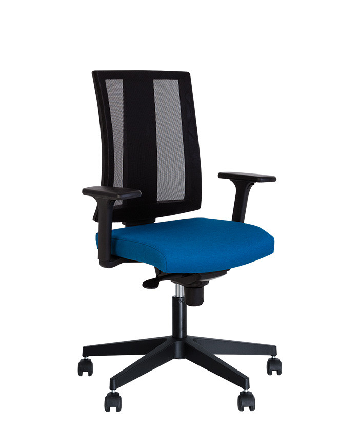 Navigo (Навиго) R net black кресло компьютерное