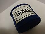 Боксерский бинт EVERLAST - 3 м, 2 цвета, фото 2