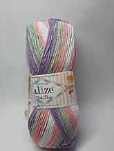 Пряжа baby best batik Alize