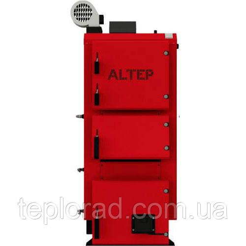 Твердотопливный котел Altep DUO PLUS 150 кВт (с автоматикой и вентилятором)