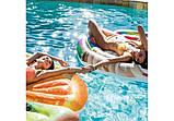 Пляжный надувной матрас - плот Intex 58763 Долька Апельсина, 178 х 85 см., фото 3