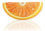 Пляжный надувной матрас - плот Intex 58763 Долька Апельсина, 178 х 85 см., фото 4