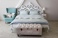 Комплект постельного белья Prestige двуспальный 175х215 см бирюзовый SKL29-150435