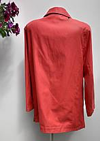 Жіноча нарядна куртка – вітровка Розмір 44 ( Б-6), фото 3