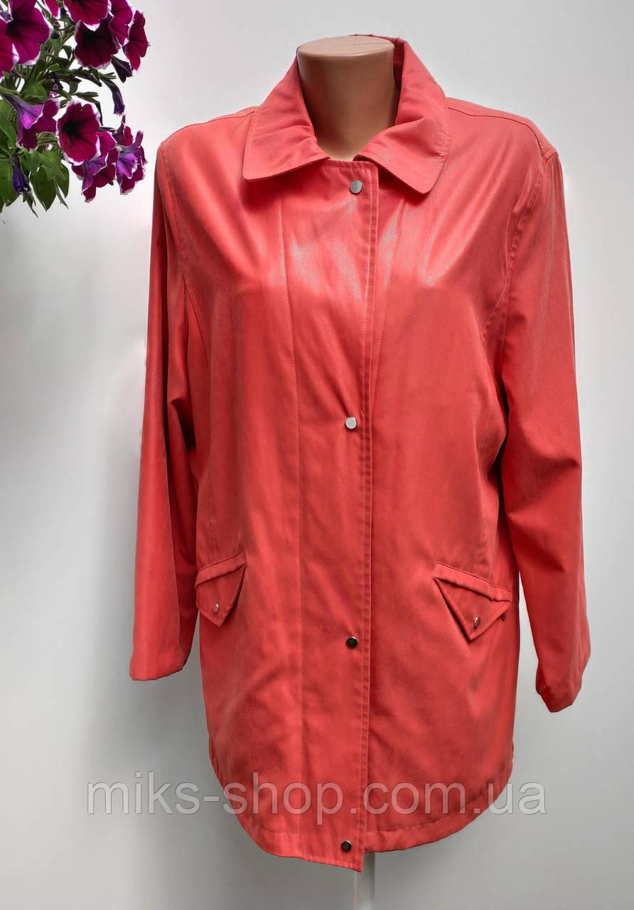 Жіноча нарядна куртка – вітровка Розмір 44 ( Б-6)