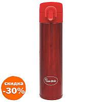 Термос Con Brio красный 350мл нержавейка (379Red CB)