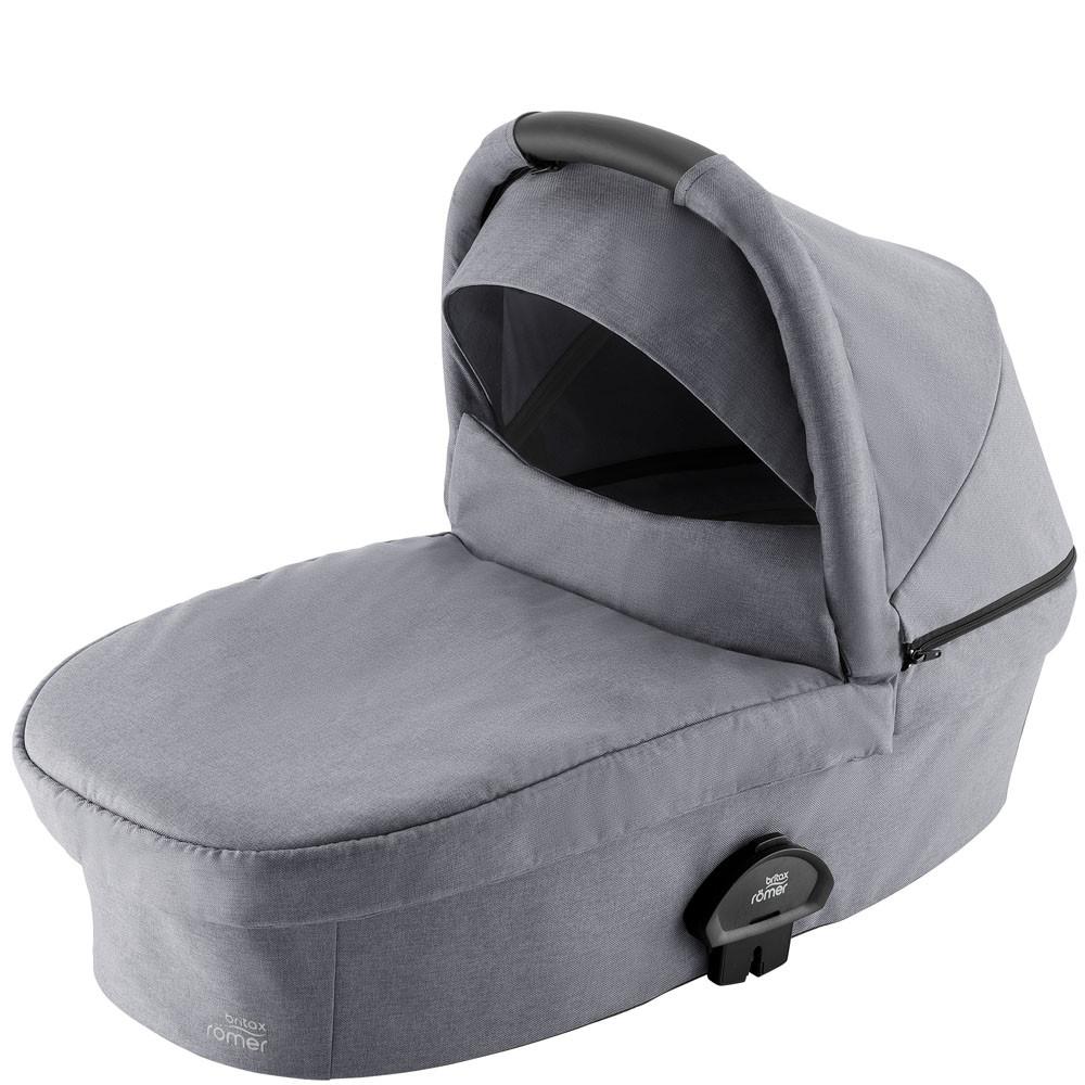 Люлька BRITAX-ROMER SMILE III Frost Grey, black