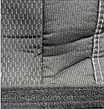 Авточехлы на передние сидения DAF XF105 1+1 2005-2012 года Ника, фото 6