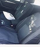 Авточехлы на передние сидения DAF XF105 1+1 2005-2012 года Ника, фото 9