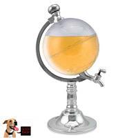 Диспенсер для напитков Глобус (товар с дефектом)