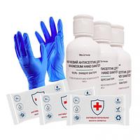 Набор антисептических средств Beletage антисептик, антисептические салфетки, перчатки SKL16-238368