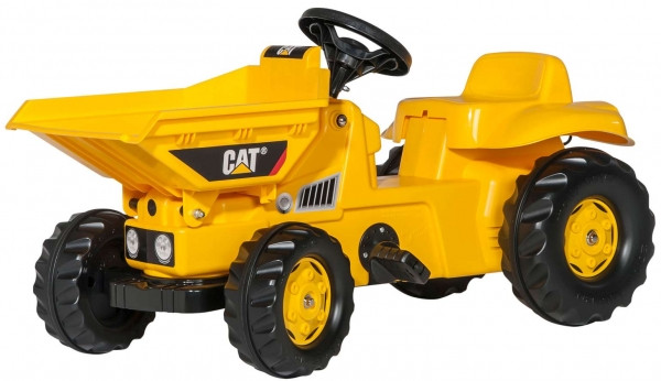 Самоскид Rolly Toys rollyKid Dumper CAT жовтий