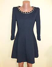 Платье женское Yuzi р.44 (М) Темно-синий