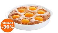 Форма для выпечки Luminarc Smart Cuisine круглая d28 см керамика (N3165)
