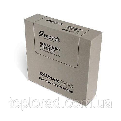 Комплект картриджей 1-2-3-4 Ecosoft для фильтра RObust PRO (CHVROBUSTPRO)
