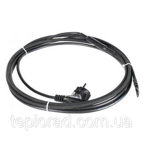 Саморегулюючий нагрівальний кабель Woks 23, 23 Вт (1м)