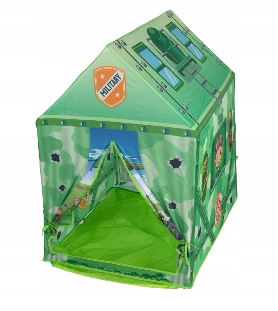 Игровая палатка-домик Military House