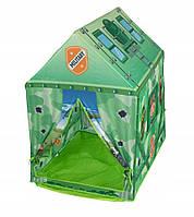 Игровая палатка-домик Military House, фото 1