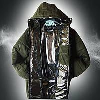 Куртка Omni-Heat Олива