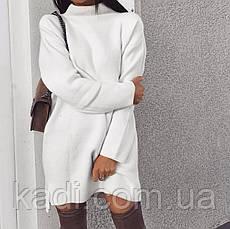 Утепленное платье-туника / арт.500, фото 2