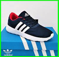 Кроссовки Adidas Мужские Синие Адидас BOOST (размеры: 41,42,43,44,45) Видео Обзор, фото 1