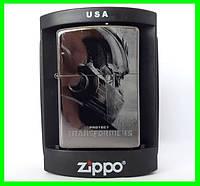 Зажигалка ZIPPO Бензиновая (Transformers), фото 1
