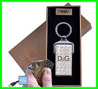 USB Зажигалка - Брелок (Dolce and Gabbana,Louis Vuitton,Chanel...), фото 1