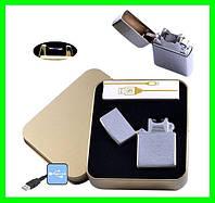 Электроимпульсные USB Зажигалки ZIPPO - с Гравировкой, фото 1