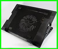 Охлаждающая Подставка для Ноутбуков от 9 до 17 дюймов., фото 1