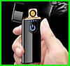 Электрическая USB Зажигалка с Сенсорным LED Дисплеем