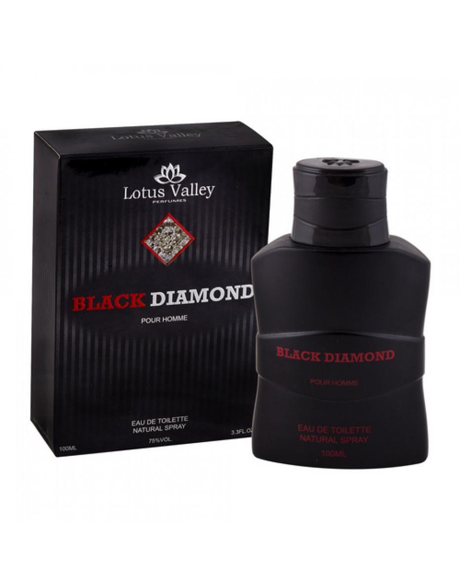 Black Diamond Lotus Valley Men EDT 100 ml арт.32016 TOPfor