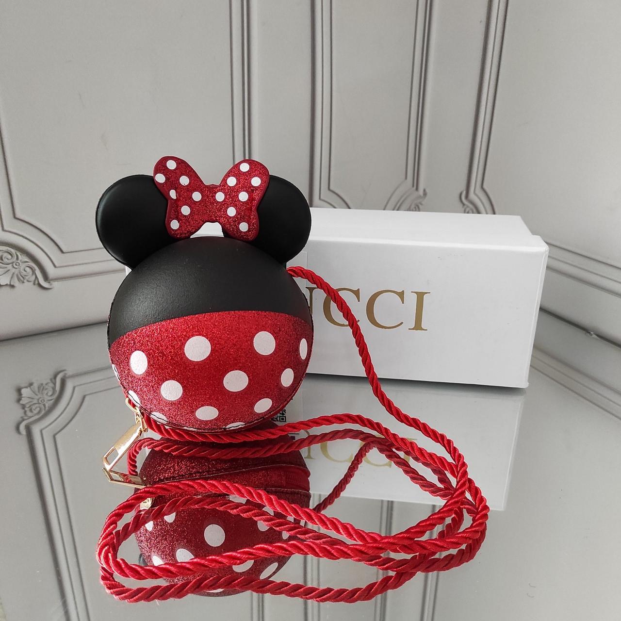 Детская сумочка для девочки Минни Маус