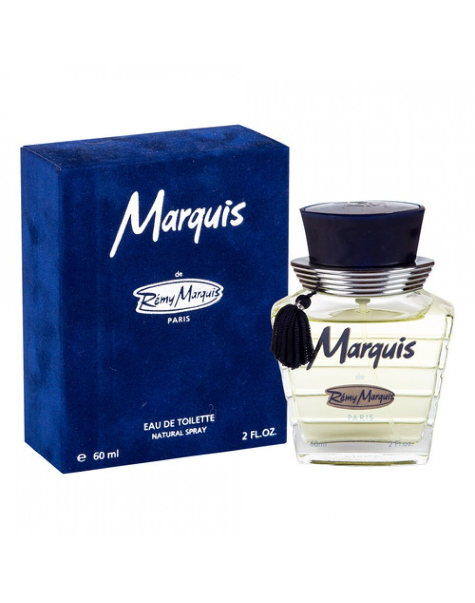 Marquis Remy Marquis Men EDT 60 ml арт.34339 TOPfor