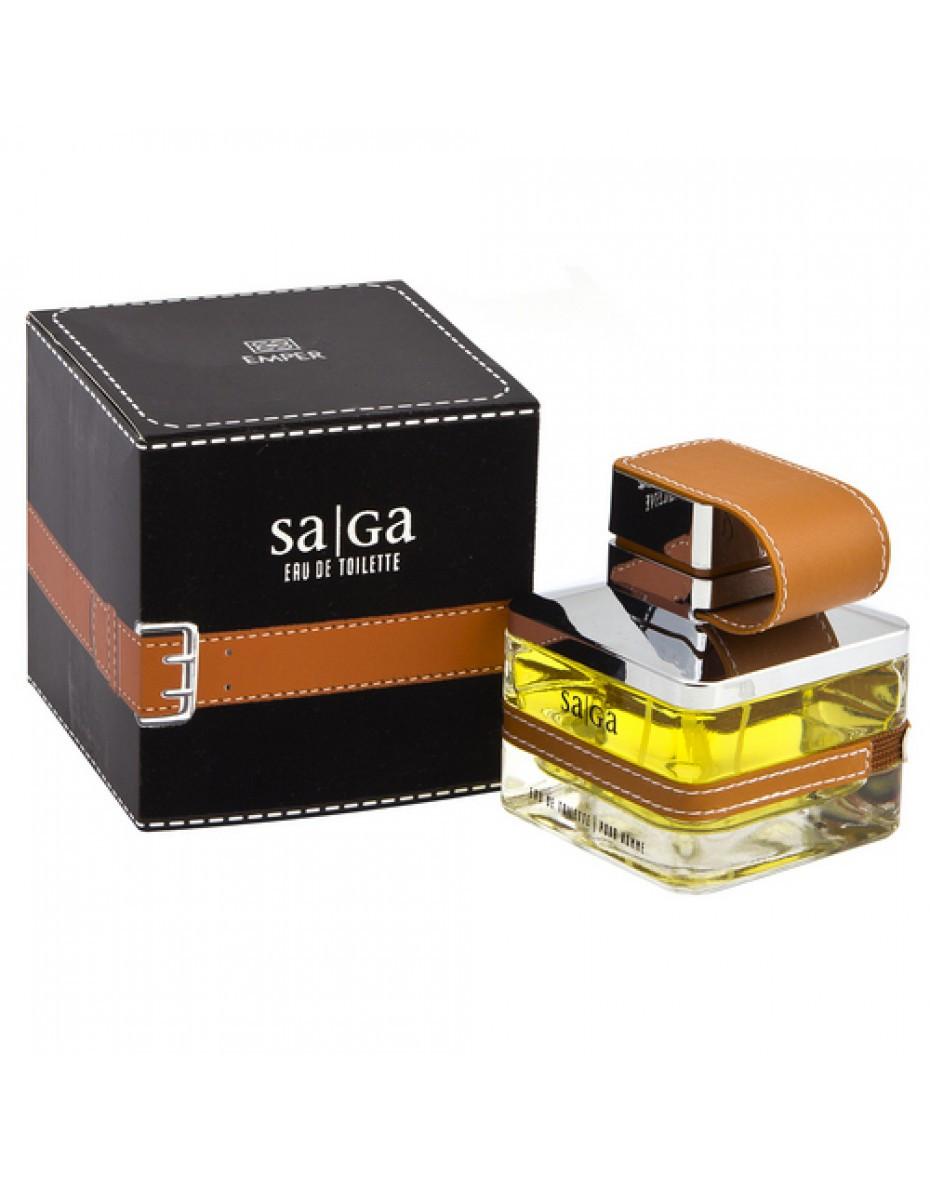 Saga Emper Men EDT 100 ml арт.35552 TOPfor