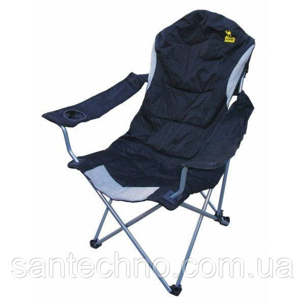 Кемпинговое кресло Tramp с регулируемым наклоном спинки