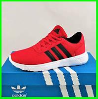 Кроссовки Adidas Женские Красные Адидас BOOST (размеры: 36,37,38,39,40,41) Видео Обзор, фото 1
