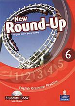Учебник «New Round Up», уровень 6, Virginia Evans, Jenny Dooley | Pearson~Longman