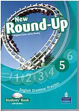 Учебник «New Round Up», уровень 5, Virginia Evans, Jenny Dooley | Pearson~Longman