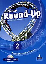 Учебник «New Round Up», уровень 2, Virginia Evans, Jenny Dooley | Pearson~Longman