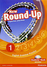Учебник «New Round Up», уровень 1, Virginia Evans, Jenny Dooley | Pearson~Longman