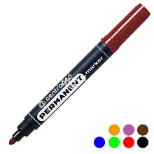 Маркер Permanent 8566, круглый пишущий узел 2,5 мм | Centropen (Чехия)