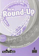Книга для учителя «New Round Up», уровень Starter, Virginia Evans, Jenny Dooley | Pearson~Longman